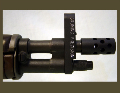 Gruning SOCOM Front Sight